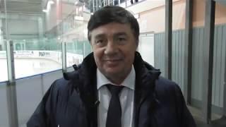 Послематчевые комментарии Сергея Махинько и Александра Денисенко