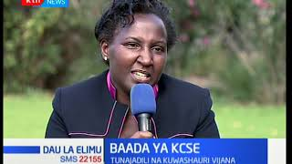 Dau la Elimu: Baada ya KCSE,sehemu ya pili