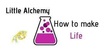 Little Alchemy-How To Make Life Cheats & Hints
