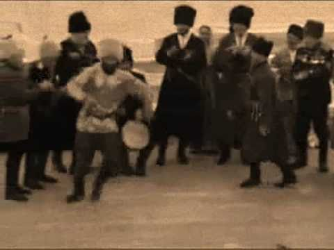 Снежочки - казачья лезгинка (Caucasian Cossacks' Dance) mp3 yukle - mp3.DINAMIK.az