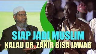 Video Pemuda Ini Siap Jadi Muslim Jika Dr. Zakir Naik Bisa Menjawab Ini MP3, 3GP, MP4, WEBM, AVI, FLV September 2019