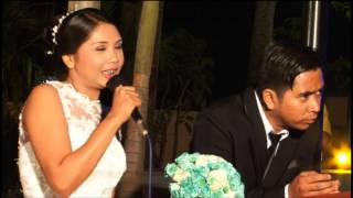 Part 14 - MESSAGE - MANUEL - TABISAURA WEDDING