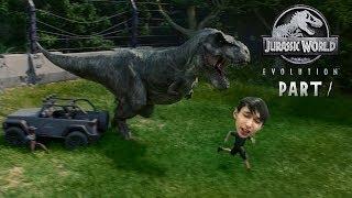 WORLD OF JEFFS (SingSing Jurassic World Evolution #1)