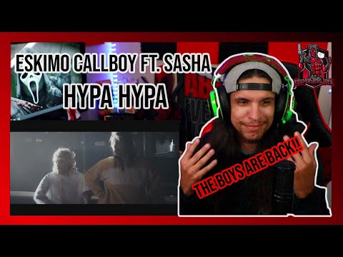SuperHeroJoe Reacts: Eskimo Callboy ft. Sasha - HYPA HYPA (REMIXXX???)