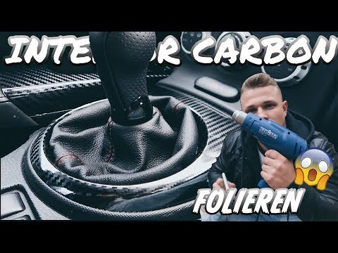 Das GANZE Interior in Carbon folieren! | Jonnys