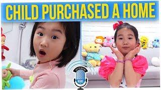 6-Year-Old Korean YouTuber Buys $8M House (ft. Kelsey Darragh)