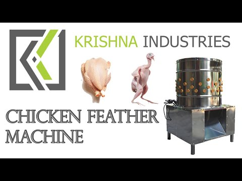 Chicken Cleaning Machine Heavy Type