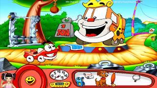 Thơ Nguyễn chơi game khám phá rạp xiếc trong thế giới xe hơi tập 5