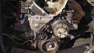 Сборка Двигателя 406