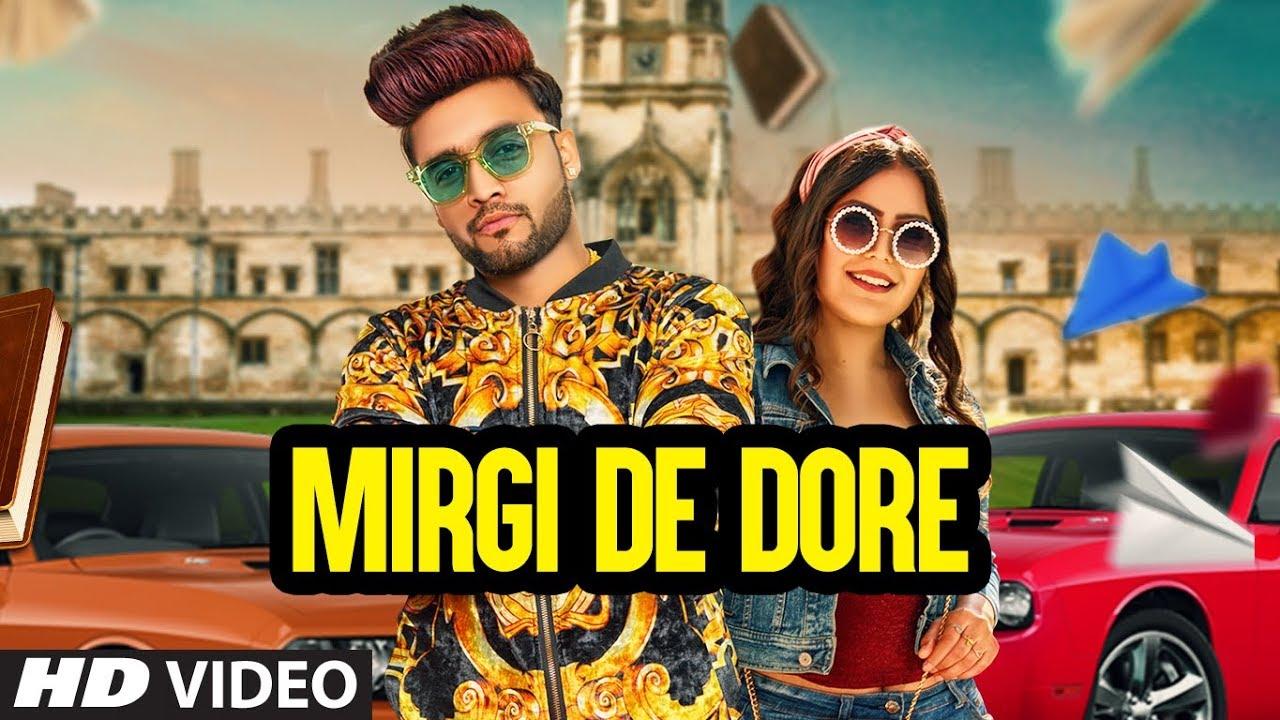 Mirgi De Dore Lyrics ~ B Star, Khush Dil   Punjabi Song 2020