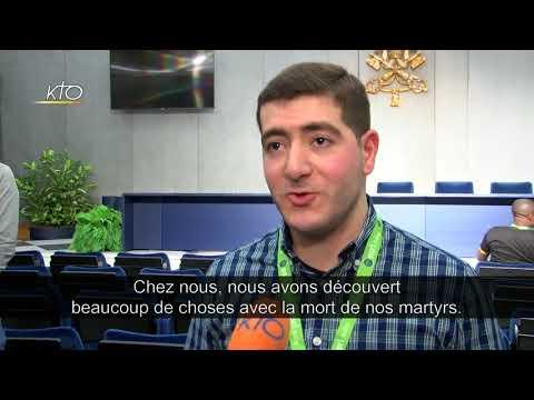 Pré-synode : les jeunes en chemin de croix