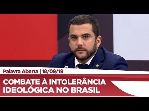 Carlos Jordy  propõe criação de dia de combate à intolerância ideológica