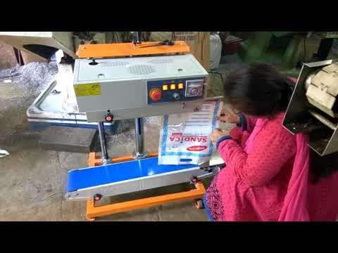 Heavy Duty Sealing Machine