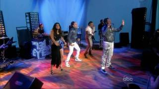 Black Eyed Peas - Where Is The Love Live @ (The View 06.12.09)