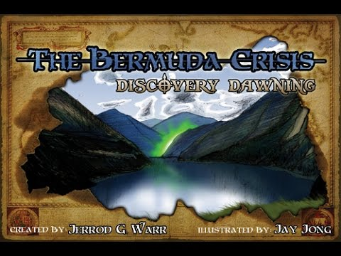 The Purge: # 945 The Bermuda Crisis: Discovery Dawning (Second Edition): A new card game that plays fantastic with Two