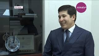 Эксклюзивное интервью с заместителем министра обороны РК Абылкаиром Скаковым (17.10.18)