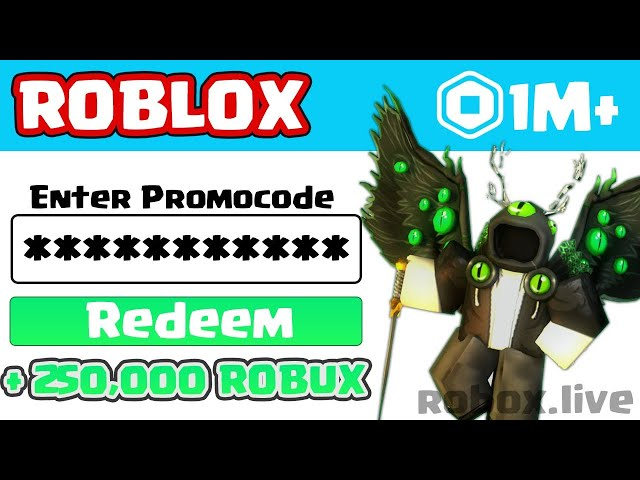 How To Get Free Robux Live