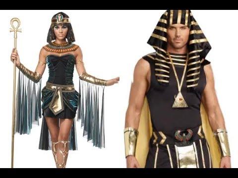 Disfraces para adultos de emperadores egipcios