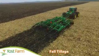Yost Farm 2015 Fall Tillage