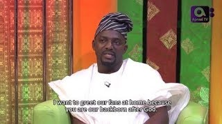 Biyi Samuel On GbajumoTV