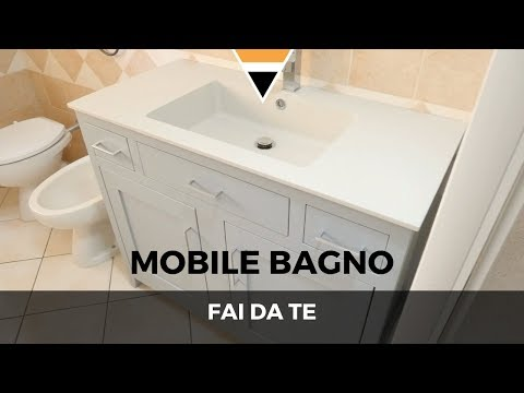Fai da te - Mobile bagno
