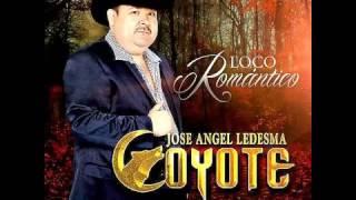 El Coyote Loco Romántico (Álbum Disco Completo) 2015