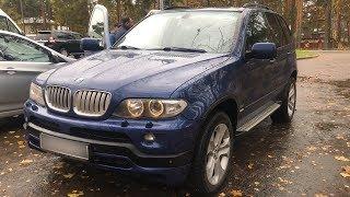Ничто не предвещало беды! Ведро за миллион по братски ! 3.0D BMW X5