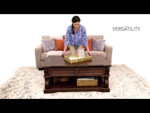 Alymere Lift Top Coffee Table