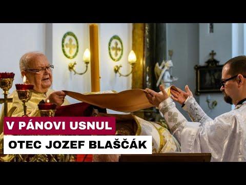 V Pánovi usnul otec Jozef Blaščák