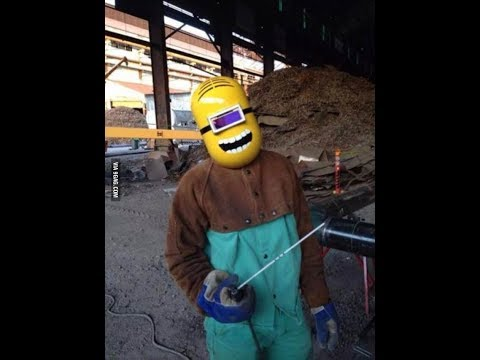CAREER in Welding and other lies!!!