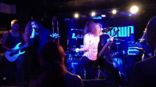 Damnation Plan - Crimson Skies (live at Bar Loose)