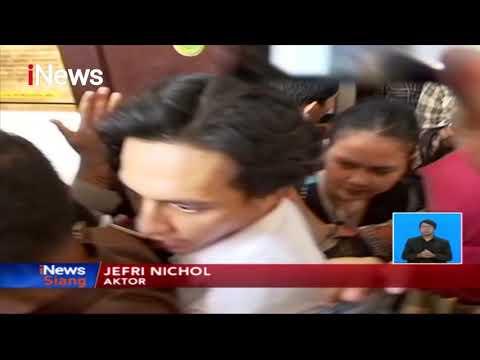 Terbukti Bersalah, Jefri Nichol Divonis 7 Bulan Rehabilitasi - iNews Siang 12/11
