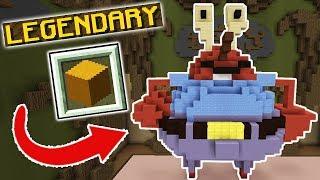 LEGENDARY MR. KRABS! (Minecraft Build Battle) - Video Youtube