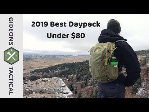 2019 Best Daypack Under $80 / Mountainsmith Clear Creek 20