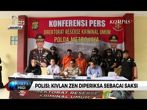 Polisi: Kivlan Zen Diperiksa Sebagai Saksi