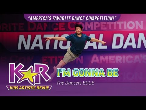 """I'm Gonna Be"" from The Dancers EDGE"
