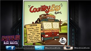 Country Bus Riddim Mix {Chimney Records} [Reggae] @Maticalise