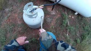 🤠 How to Fill your own Propane Tanks