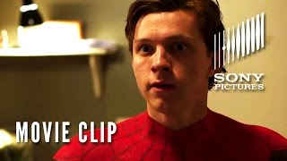 SPIDER-MAN: HOMECOMING Movie Clip - You're the Spider-Man?