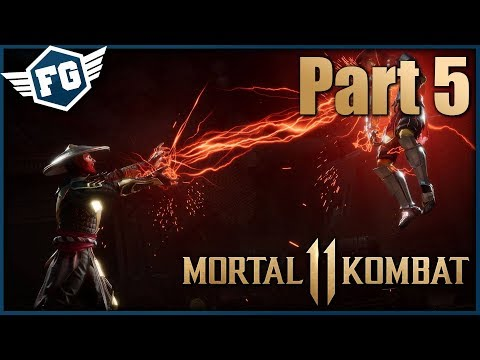NEVÍM, CO ZDE NAPSAT - Mortal Kombat 11 #5