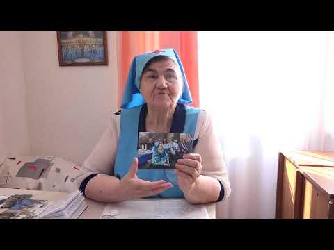 Видеосюжет о Сестричестве во имя святой Ксении Петербургской