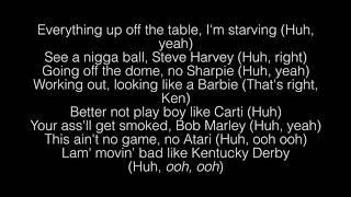 A$ap Ferg  Wam Lyrics