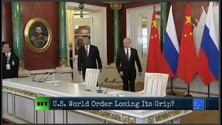 Countries Worldwide Ready To DUMP America?