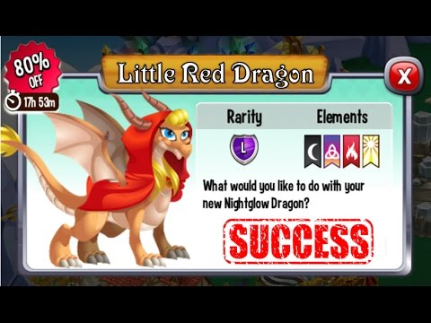 , title : 'Dragon City - Little Red Riding Hood Dragon + Fighting Boss [Exclusive Dragon 2017]