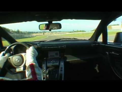 Lexus LFA laps the Nurburgring - autocar.co.uk