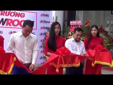 Khai trương showroom Dahua Hải Phòng - Minh Hoàng Gia