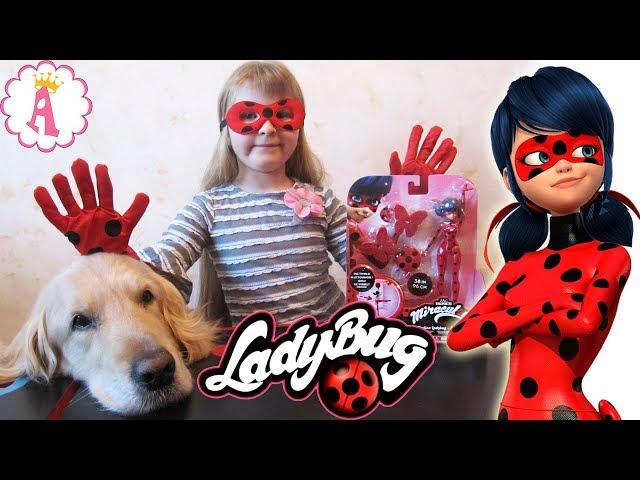 Лялька Леді Баг Та Супер-Кіт - Неймовірний Політ