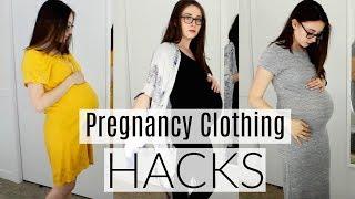 MONEY SAVING Maternity Clothing Hacks || LoeppkysLife