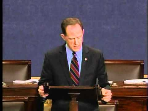 Sen. Toomey's floor statement on his 2012 budget