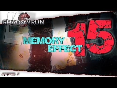 Folge 15: Kein Erbarmen  |  Memory Effect  |  Shadowrun  |  deutsch